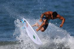 Olympics-Surfing-The hard work starts here, says ISA president