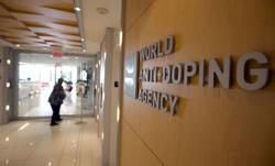 Disappointed WADA watches as Russians prepare for Tokyo Games