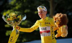 Olympics-Cycling-'Insatiable' Pogacar favourite to win road race gold