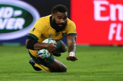 Rugby-Australian winger Koroibete signs for Japan's Wild Knights
