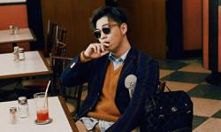 Style Watch: Malaysian actor Alvin Chong does fashion his own way