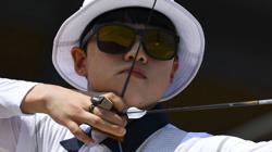 Archery-S.Korean women sweep qualifying, eye longest gold streak