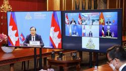 Cambodia seeks support for Mekong-Ganga museum