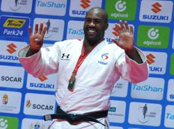 Olympics-Judo-Five to watch at the Tokyo Olympics