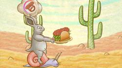 'Ears and Burgers': Feed hungry, hungry rabbits on your phone