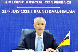 Legal system must protect the vulnerable: Brunei chief justice