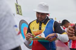 Contrasting fortunes for Olympians Khairul, Syaqiera in ranking round