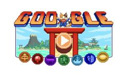 Feline lucky? New Google Doodle lets you compete in seven minigames as cat ninja