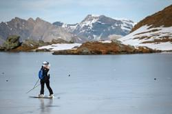Over 1,000 new lakes formed in Swiss Alps due to climate change, says study