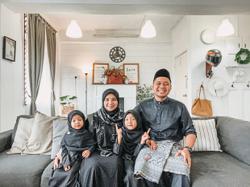 Former teachers quarters in Johor transformed into a cosy farmhouse home