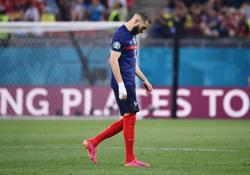 France striker Karim Benzema tests positive for COVID-19, Real Madrid says