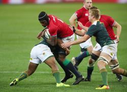 Rugby-Boks have no special plans for Lions winger Van der Merwe