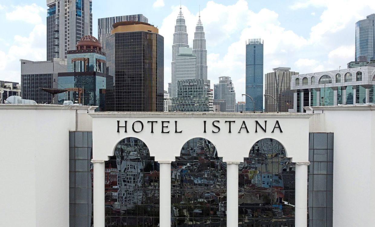 Feeling the pinch: Hotel Istana Kuala Lumpur is set to cease operations on Sept 1.