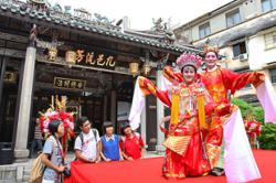 Teochew opera workshops for young people