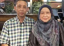 Misbun's wife Latifah passes away