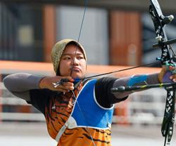 Khairul, Syaqiera fail to qualify for doubles knockout stage