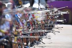 Koreans sweep qualifying, eye longest gold streak
