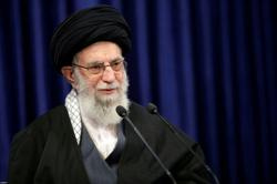 Iran's Khamenei: don't blame people protesting over water crisis