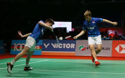 Marcus-Kevin best hope to shine for Indonesia