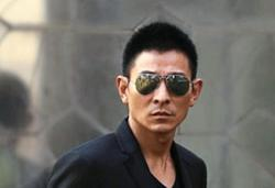 Real men do cry, says HK star Andy Lau