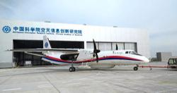 Aircraft remote-sensing system begins operations