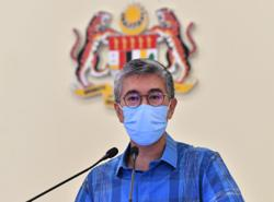 NRP thresholds may be changed as vaccination rate increases, says Tengku Zafrul