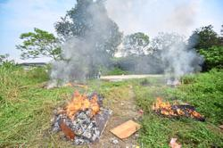 DOE steps up enforcement to snuff out open burning
