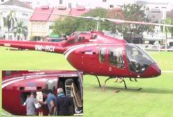 Nasi ganja chopper order under CAAM probe
