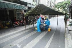 Vietnamese capital Hanoi imposes highest level of social distancing