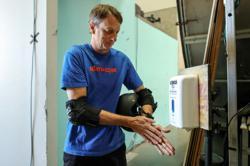 Olympics-Skateboarding-Tony Hawk shreds new Olympic venue, calls it 'surreal'
