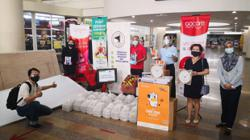 10,000 food packets delivered to the needy in June by MCA's crisis relief squad