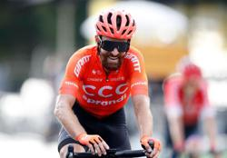 Olympics-Germany's road race team face anxious wait after Geschke's positive COVID test