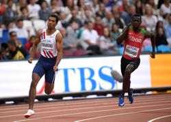 Olympics-Athletics-Kenyan sprinters looking to change perceptions