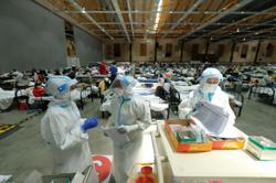 Covid-19: Close contacts told not to deliver items to patients at MAEPS quarantine centre