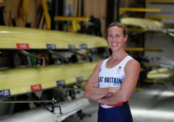 Olympics-Rowing-Tokyo comeback comes into focus for twice champion Glover