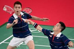 Confident Aaron-Wooi Yik win opener in style in Tokyo