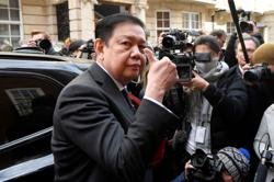 Myanmar junta replaces envoy to Britain who broke ranks