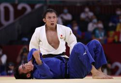 Olympics-Judo-Takato wins Japan's first gold medal of the Tokyo Games