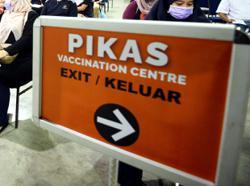 Temporarily laid-off workers return as Pikas volunteers at hotel in Melaka