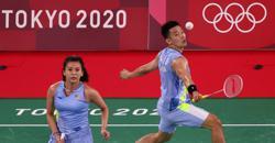 Peng Soon-Liu Ying's losing streak continues against Hong Kong pair