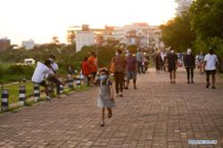 Laos' daily Covid-19 infections surge to new high