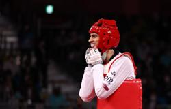 Olympics-Taekwondo-Italy's Dell'Aquila wins men's -58kg gold medal