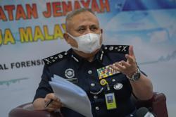 Empty syringe issue: Police urge recipients to lodge reports