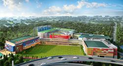 New campus for international school