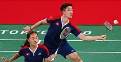 Peng Soon-Liu Ying not giving up despite opening game setback