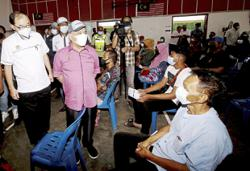 'Sufficient supply needed for walk-ins'