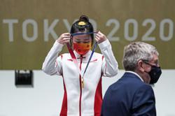 China, Japan and S. Korea athletes dominate podium