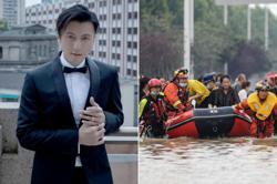 Up to 100 artistes from Hong Kong, Taiwan, China donate to Henan flood relief