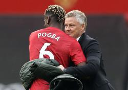 Soccer-Man Utd in talks with Pogba over new contract, says Solskjaer