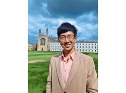 M'sian secures three scholarships for Cambridge PhD